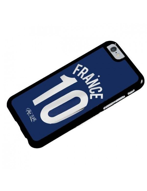 Coque iPhone 6/6S - Maillot France N10 - Coupe du monde