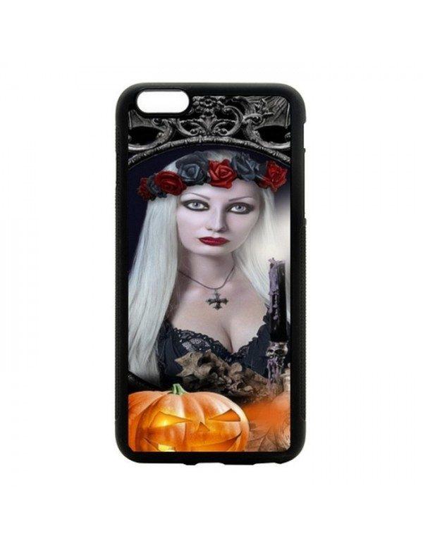 Coque rigide iPhone 6/6S - Sorcière sexy halloween