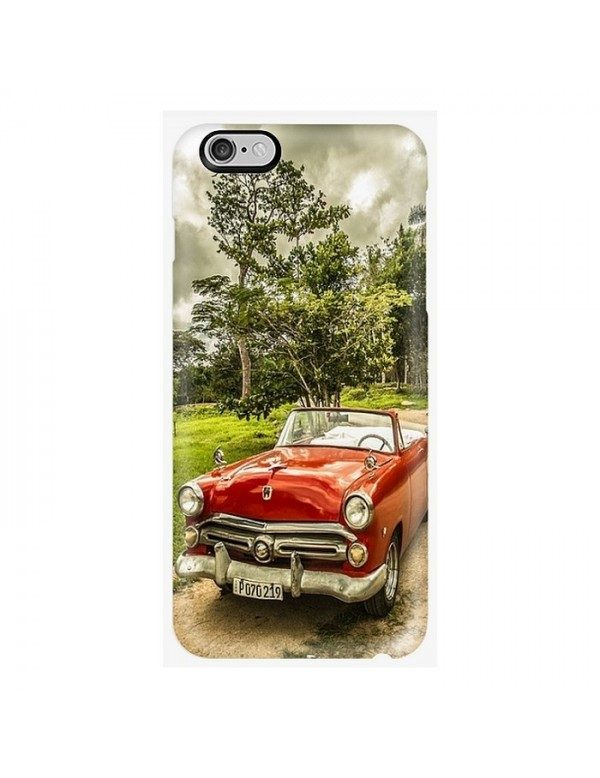 Coque rigide iPhone 6/6S - Collection voiture ancienne Cuba