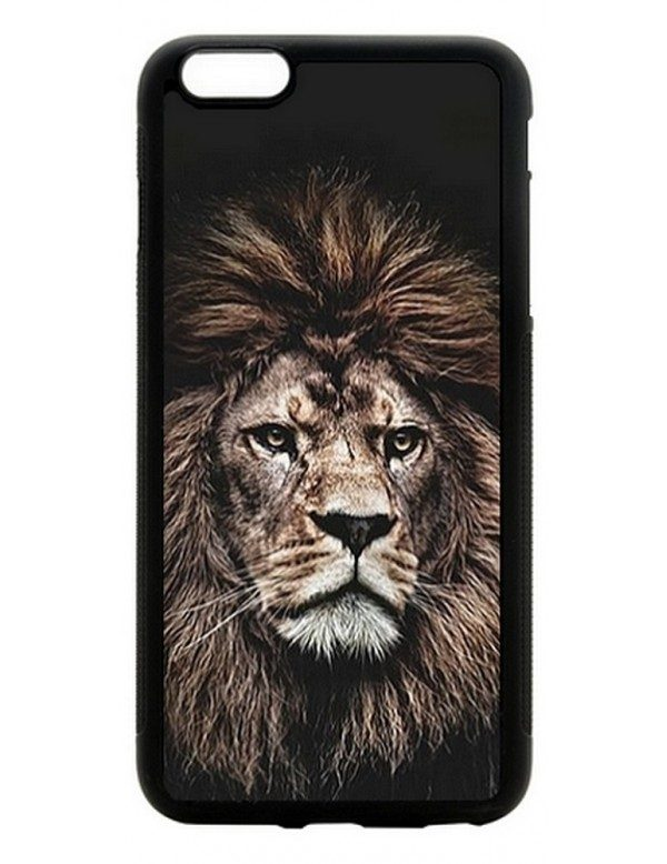 Coque iPhone 5C The king lion