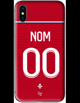 COQUE MAILLOT FOOT - LILLE...